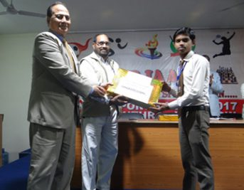 Ashish Kumar Under Top 203 Students in Dr. APJ Abdul Kalam Technical University